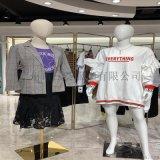 上海一线高端专柜撤柜女装品牌/婉甸连衣裙专柜库存