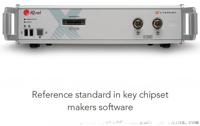 IQxle160码片时钟频率容限测试