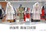 納瑞希雙面穿羽絨服女裝折扣專櫃正品貨源就找廣州明浩