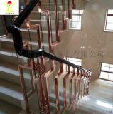 鑫广意钢制楼梯加强细节处理稳固承重弧线优美