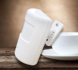 无线红外感应人体探测报警器 315/433/红外线感应防盗报警器