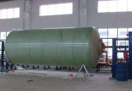 预制成品化粪池 霈凯化粪池 玻璃钢化粪池