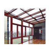 雙層鋼化夾膠玻璃房 簡約歐式陽光房私人訂製電動天窗