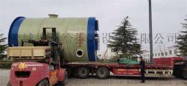 PLC智能款地埋式预制一体化泵站