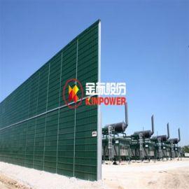 天津热电厂声屏障降噪,天津热力站隔音声屏障设计生产
