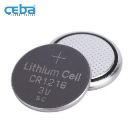 3V电子智能手表汽车遥控器CR1216纽扣电池