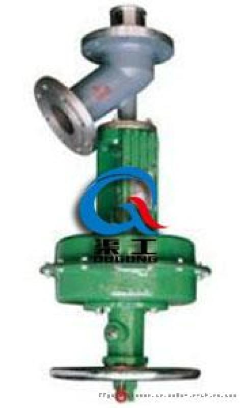 ZHYQ氣動罐底調節閥、FL641 氣動放料閥