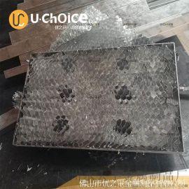 优之采不锈钢蜂窝板防水、耐火性能