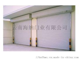 海纳门业厂家直销钢质防火卷帘门