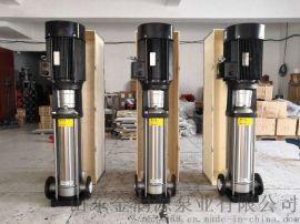 六6吨蒸汽锅炉配防爆电机不锈钢立式多级补水泵