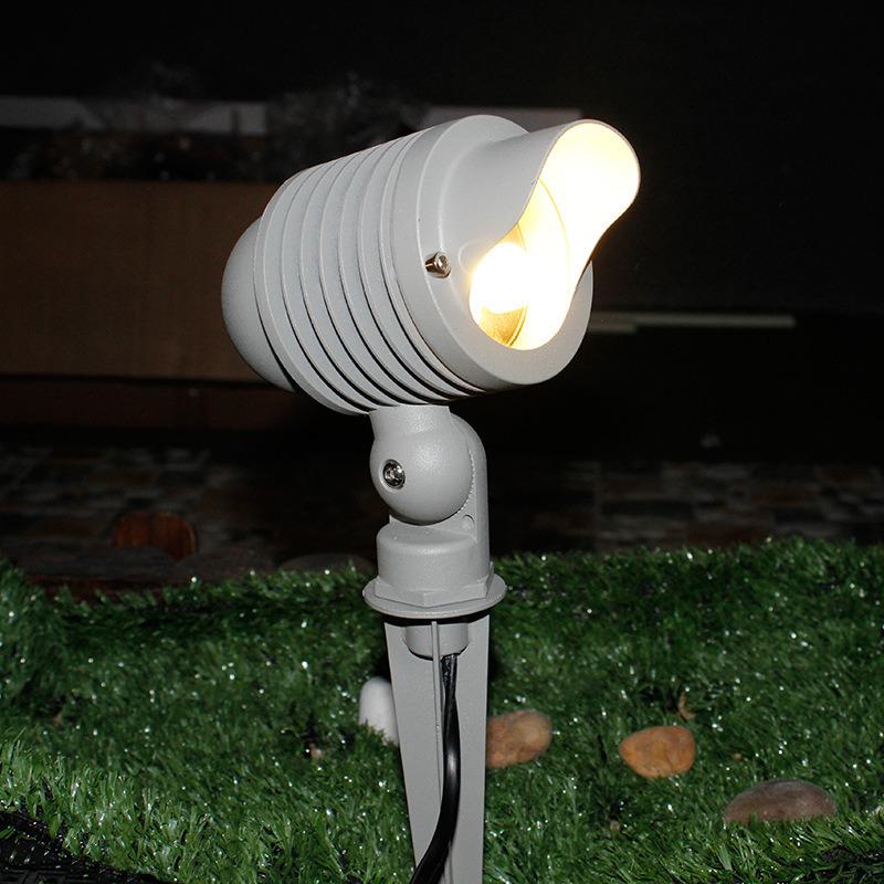 led室外防水园林景观灯 草地射树灯照树灯投射灯