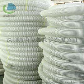 耐磨抽料管 耐高压PVC塑料平筋软管 PVC塑筋管