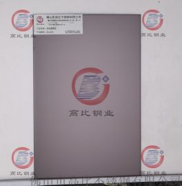 高比CS-3019打砂镀黑色不锈钢板