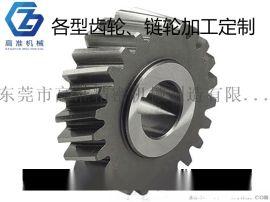 提供各类齿轮、链轮、螺杆加工定制