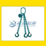 德國JDT帶吊鉤及調節器索具,成套鏈條索具
