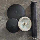 65*500mm管式可提升曝氣器橡膠管式微孔曝氣器
