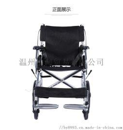 温州骨伤残疾人老年人康复软座轮椅