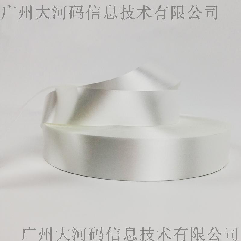 條碼列印 厚膠帶 西裝和牛仔專用水洗標材料 洗水嘜