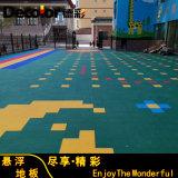 贵州悬浮地板幼儿园高品质拼装地板