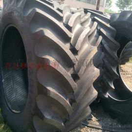 650/65R42 联合收割机轮胎 人字轮胎