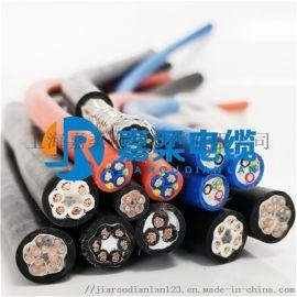 耐低温拖链电缆厂家-上海嘉柔