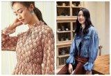 上海知名品牌费依女装折扣三标齐全一手货源