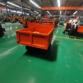 农业橡胶履带小型运输车 多功能履带运输车厂家
