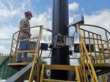 河北水泥厂废气治理监测烟气在线监测系统