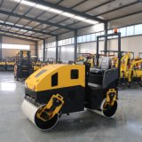 2吨全液压座驾压路机 小型压路机 双钢轮压路机