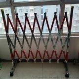 不锈钢围栏 片式 隔离 伸缩护栏  可定制