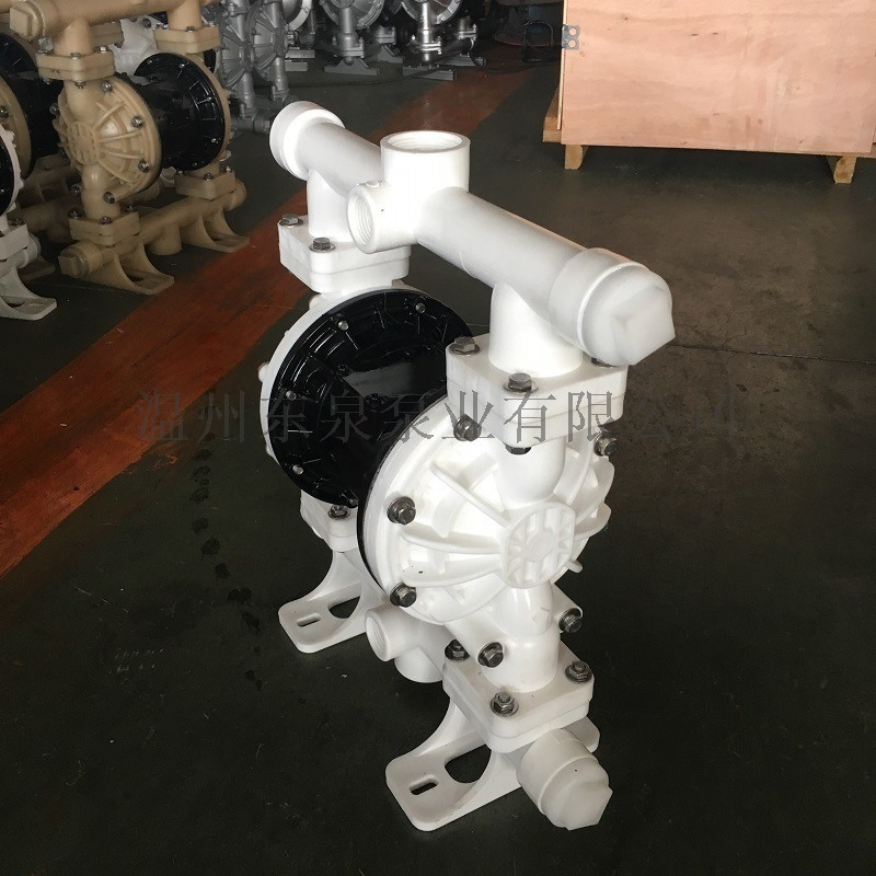 化工电镀专用工程塑料PP气动隔膜泵