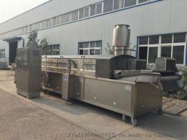 休闲食品制造厂家早餐谷物、玉米片生产线 设备