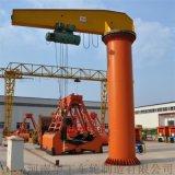 BZD2定柱式悬臂吊 2吨单臂旋转起重机