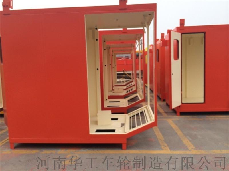 双梁司机室 钢化玻璃司机室加厚钢板坚固耐用