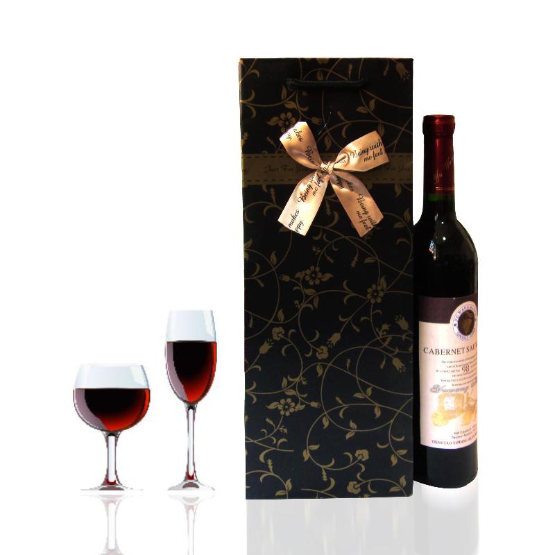 单只酒盒 高档包装盒 葡萄酒香槟酒盒
