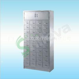 药品柜 药斗柜, 药物储放柜,不锈钢中药柜