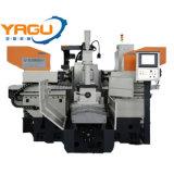 YG-520NC數控雙面銑牀 雙面銑牀 雙頭銑牀 雙側銑牀 數控雙頭銑牀 數控雙側銑牀 雙面銑 雙頭銑 雙側銑 平面銑