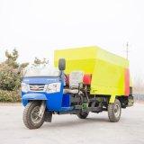 養牛場自動喂料車 養殖電動喂料車 大型自走喂料車