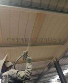 聚氨酯发泡保温施工工艺、聚氨酯保温喷涂材料