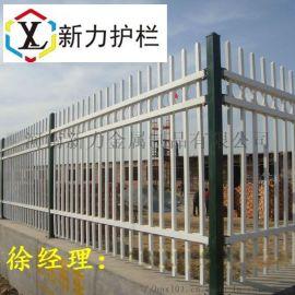 焦作小区围墙防护栏杆铁艺护栏定制安装工艺精良