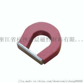 供应铝镍钴教学喷漆磁铁