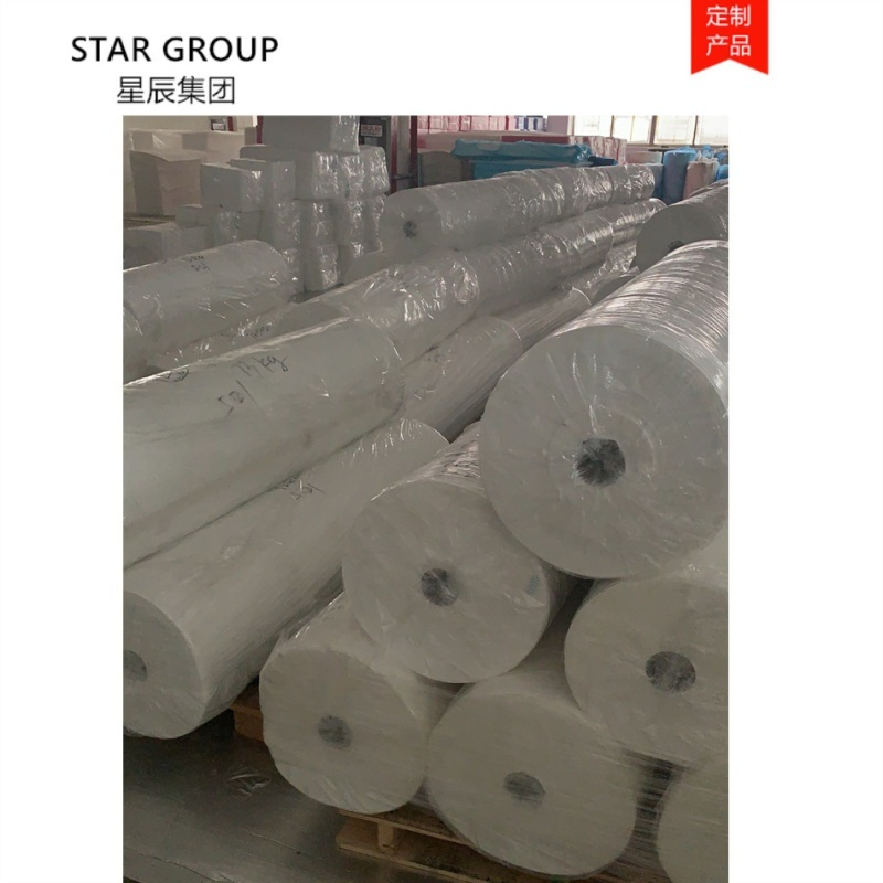 苏州上海淋膜厂淋膜加工 25克无纺布淋20克PE膜