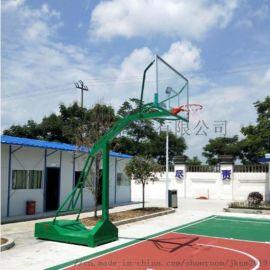 百色市篮球架厂家直销 移动篮球架销售 品质保证