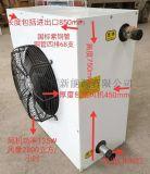 銅管水暖風機大功率工業熱風機雞舍廠房烘房花房暖風機