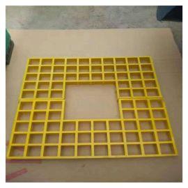 变电站玻璃钢格栅 霈凯格栅 聚酯格栅板