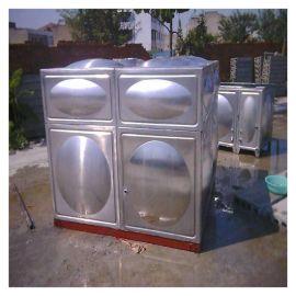 不锈钢小区消防水箱 组合式水箱 霈凯水箱