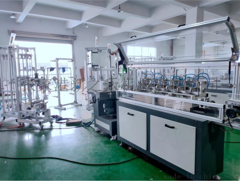 一次性纸吸管生产线全自动卷管机彩色纸吸管机