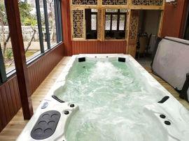 維護便捷簡單,環保節能的家庭泳池設備