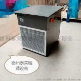 煤矿用井口防爆暖风机D60电热暖风机