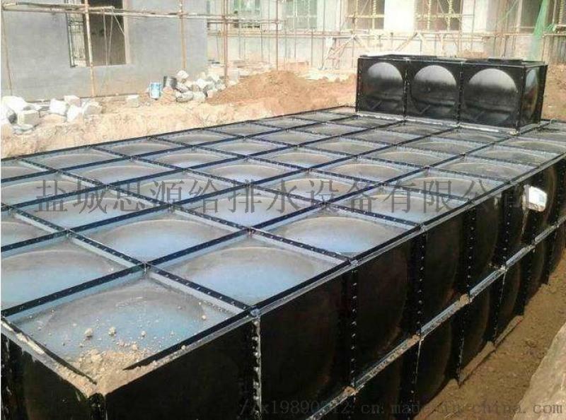 抗浮式BDF箱泵一体化泵站特征及优势